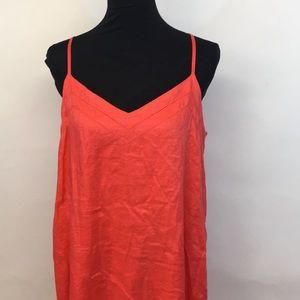 Linen Gap dress.  Size 12